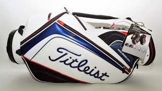 NEW TITLEIST 2014 CB451 caddy back color tricolor CB451-TRI From Japan  72401