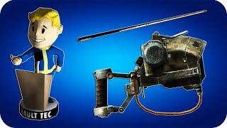 Fallout 3 Пупс Красноречие Залом Гипнотрон