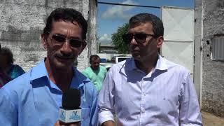 Franzé Carneiro Inauguração do BP Raio em Morada Nova