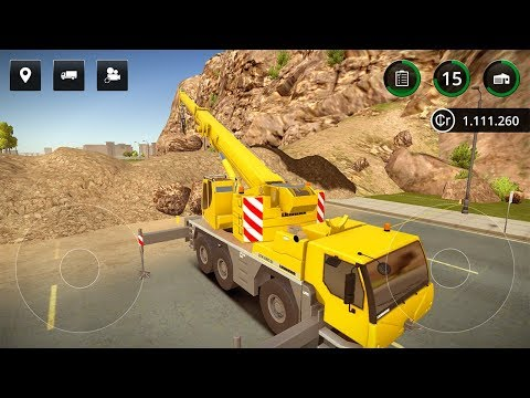 Construction Simulator 2 — SPECIAL JOB: CLEAR THE ROAD TO WESTGATE