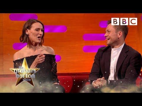 Suranne Jones' hilarious S Club 7 impression! - BBC The Graham Norton Show