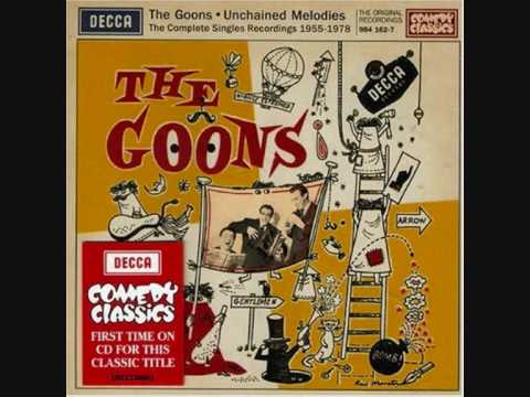 The Goons - I'm Walking Backwards for Christmas