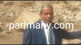 بالفيديو والصور.. آثار مصر تحت الزبالة.. عاطف مخاليف يكشف مكان معبد آخر لآخر الفراعنة بالمطرية