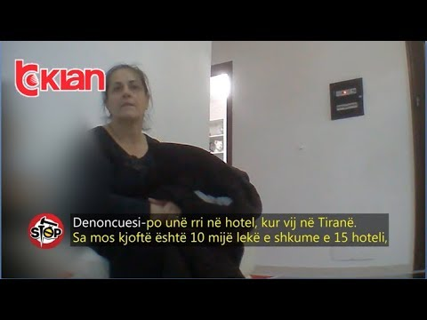 Stop - Mashtrimi i drejtoreshes se spitalit, merr 5 mije euro per nje specializim! (19 mars 2019)