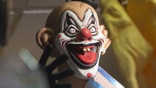 Creepy Clown Sightings Go Global