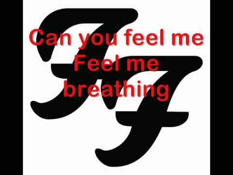 Foo Fighters - In Your Honor Lyrics