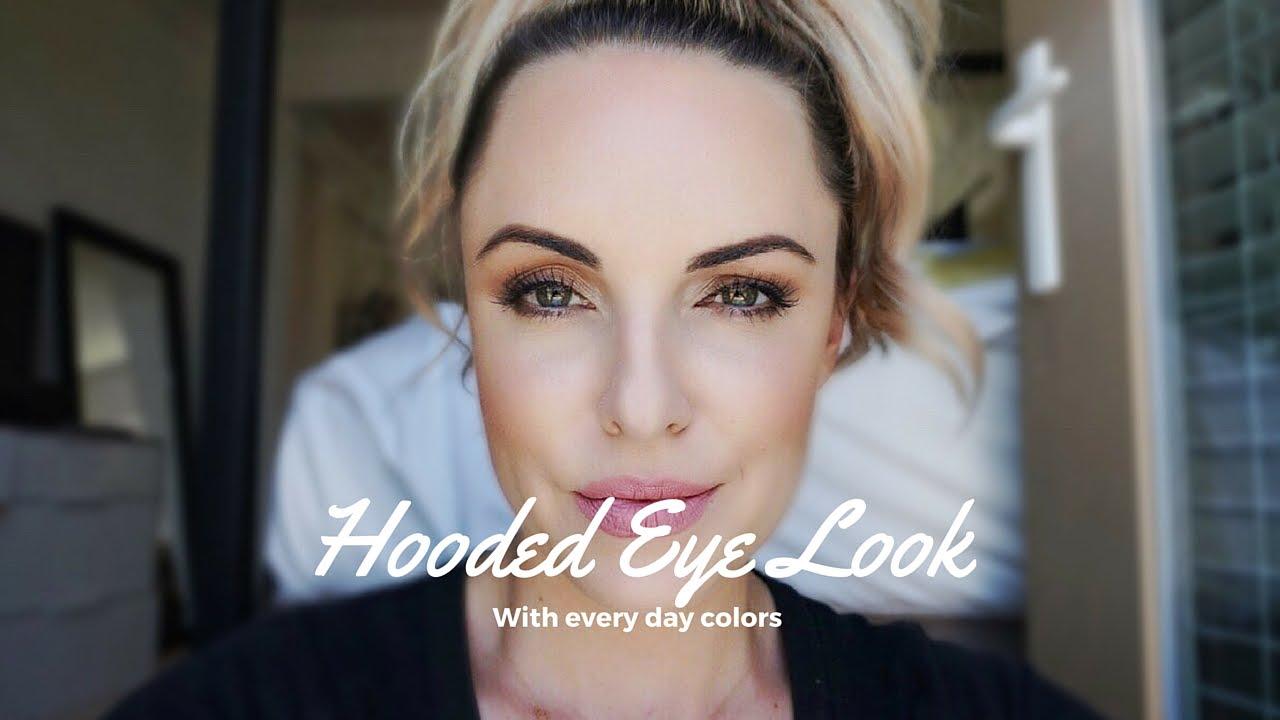 Hooded eye tutorial everyday look for downturned eyes elle hooded eye tutorial everyday look for downturned eyes elle leary artistry youtube ccuart Gallery