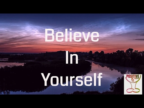 Guided Healing Meditation - Believe In Yourself *10 Minutes of Positive Restorative Energy