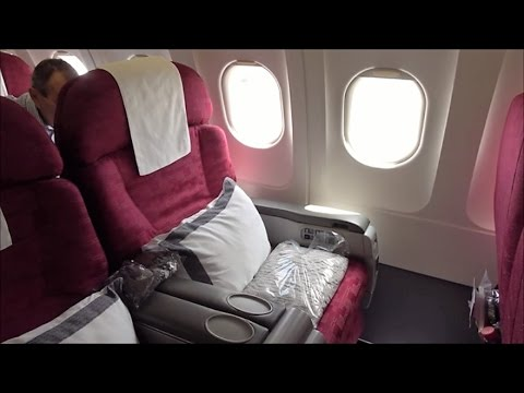 The Business Class Qatar Doesn't Talk About