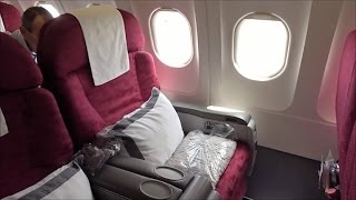 The Business Class Qatar Doesn