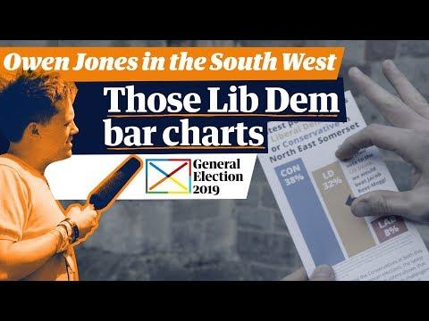 Owen Jones in the South West   A Lib Dem fantasy in Jacob Rees Mogg's back yard?