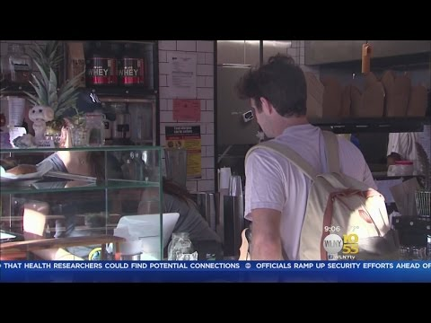 Brooklyn Café Owner Has Message For Robber