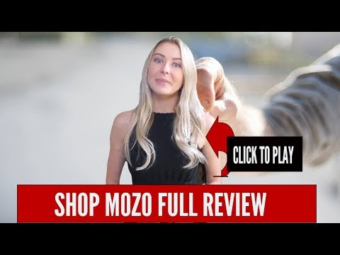 Shop Mozo Review| Shop Mozo Awesome Bonus and Full Review. http://bit.ly/2lzZJsg