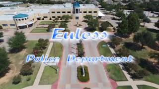 Euless Police Department - LipSync Challenge