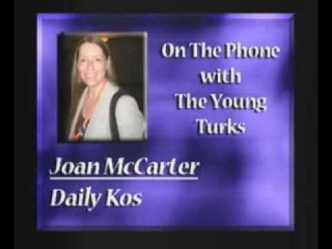 Joan McCarter From Daily Kos Talks Healthcare