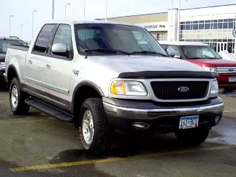 2002 ford f150 xlt crew cab fx4 youtube. Black Bedroom Furniture Sets. Home Design Ideas