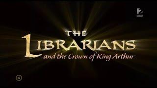 Titkok könyvtára - 1.évad 1.rész Artur király koronája