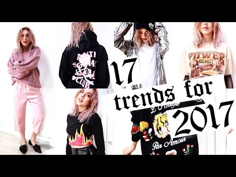 17 Hottest Trends of 2017: What To Wear in Spring/Summer?