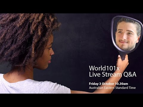 UQx World101x Anthropology of Current World Issues: Q&A