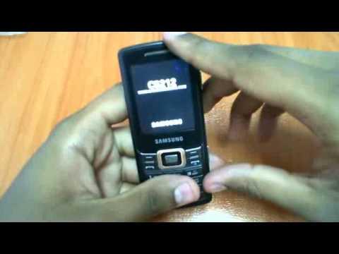 Samsung C5212 شرح تفصيلي
