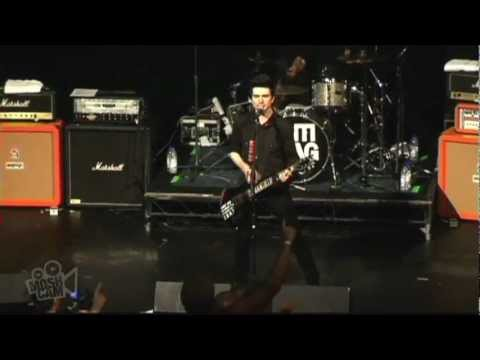 Anti-Flag - The Press Corpse (Live in Sydney) | Moshcam