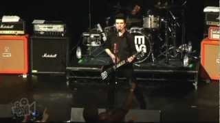 Anti Flag The Press Corpse Live In Sydney Moshcam
