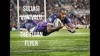 Suliasi Vunivalu - The Fijian Flyer