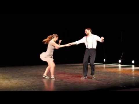 "10 Lindy Hop- ""In The Mood""- Marine & Guillaume"