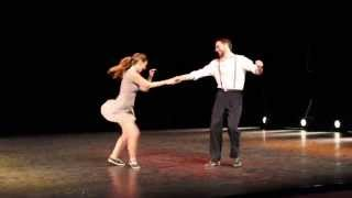 Repeat youtube video 10 Lindy Hop-