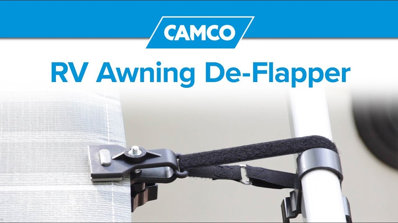 RV Awning De Flappers