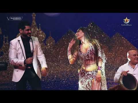 Alla Vatc Cairo Stars Festival in Shanghai  halawet rooh and tabla dance  improvisation