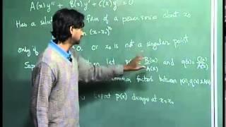 Mod-01 Lec-19 Mathematics for Chemistry