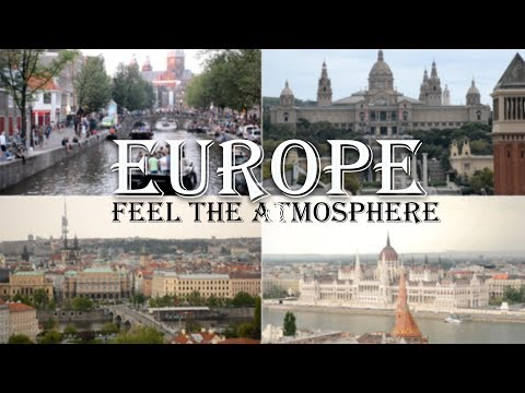 Traveling amazing Europe(The Netherlands, Italy, Spain, Czech Republic and Hungary)