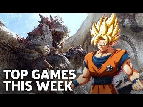 New Releases - Top Games Out This Week - January 21