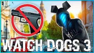 No Lethal Weapons In WATCH DOGS 3?