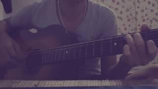 Có Chàng Trai Viết Lên Cây - cover Guitar Michael Hau