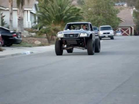 RedLine Race Prerunner V8 For sale - YouTube