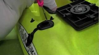 Flush Mount Rod Holder Install Video