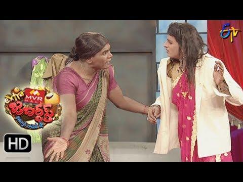 Chammak Chandra Performance | Extra Jabardasth | 20th October 2017 | ETV  Telugu