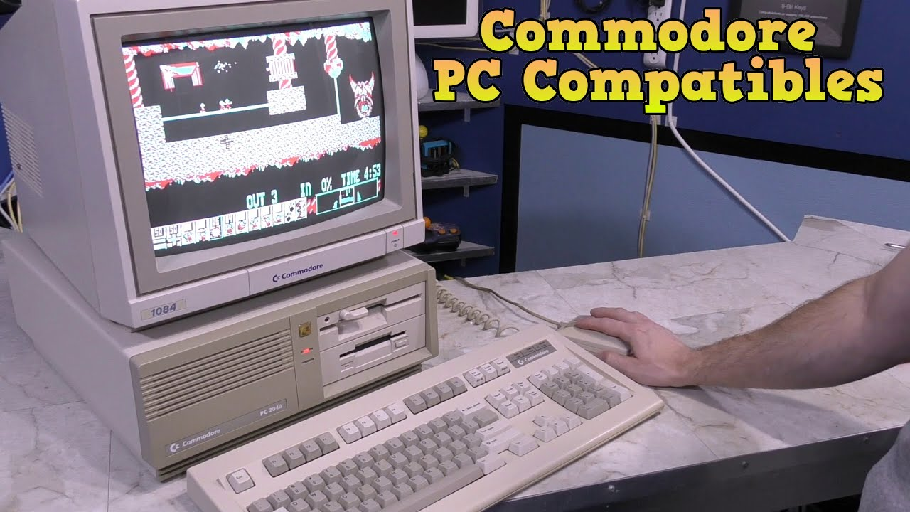 Commodore History Part 6 - The PC Compatibles