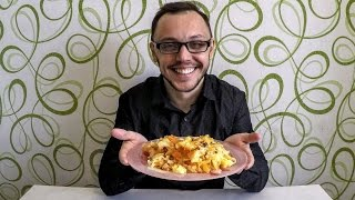 Жареная картошка вкусно быстро и просто(Как правильно жарить картошку на сковороде? Ингредиенты на рецепт жареной картошки: Картофель, лук репчаты..., 2016-09-30T13:15:47.000Z)