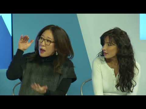 """""""Women Breaking Barriers"""" Panel - Sundance 2018"""