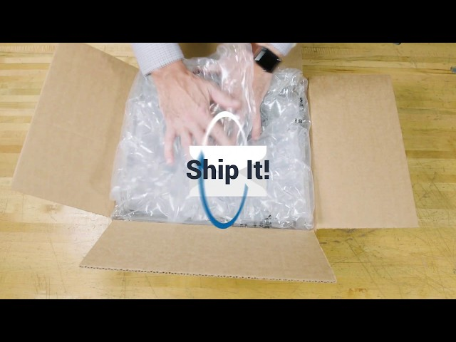 How To Pack: Interleaving