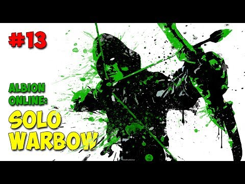 Albion Online: Solo Warbow #13