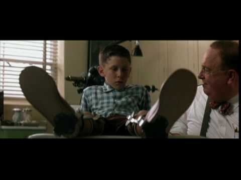 Forrest Gump Trailer In His Shoes - YouTube