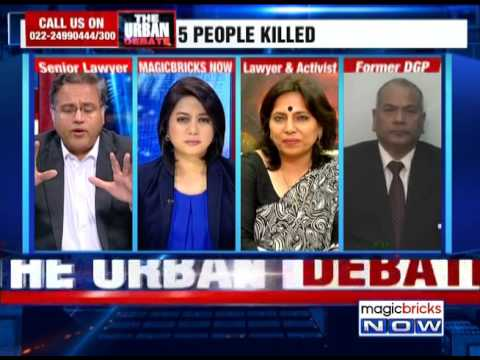 Lucknow hit and run – Ex MLA's son in the dock – The Urban Debate