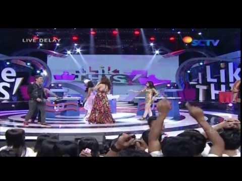 ZASKIA GOTIX Feat SITI BADRIAH Live At I Like This (20-01-2014) Courtesy SCTV