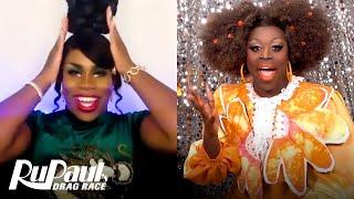 The Pit Stop S5 E7 | Bob & Monét X Change Recap Top Four & Stand-Up | RuPaul's Drag Race All Stars