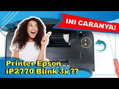 solusi blink, lampu berkedip 15 kali paling ampuh untuk printer canon ip2770.