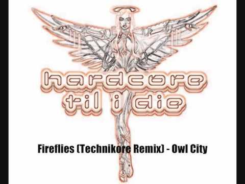 Owl City - Fireflies (Technikore Remix) [HQ]